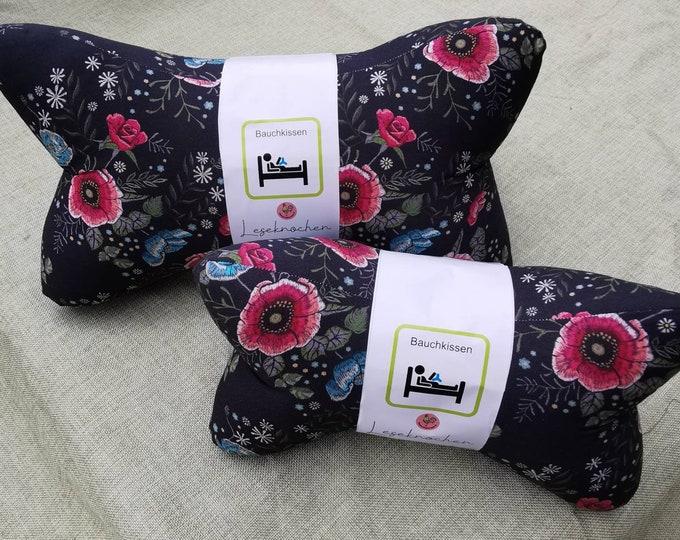 Reading bones / reading pillows / relax pillows / relaxation / backrest / reading / neck pillows / poppy / children / unique / mini / large