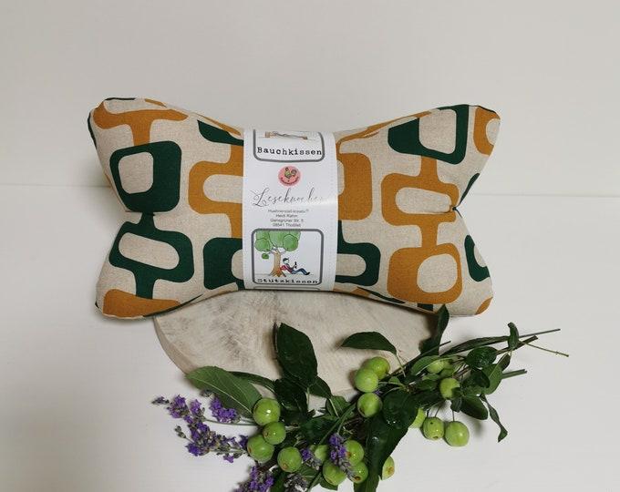 Reading bone / Reading pillow / Relaxation pillow / Relaxation / Back support / Reading / Neck pillow / Retro / Unique