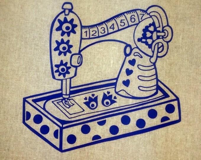 Plotter-Sewing Machine