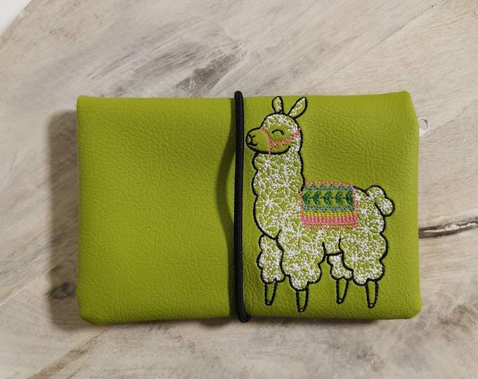 Tobacco Bags / Tobacco Bags / Tobacco / Changing Bag / Cigarette Case / Changing Bag / Pocket Rotary Tobacco / Doodle / Lama