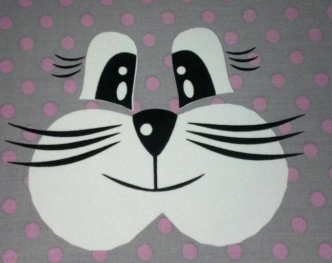 """Bunny Face"" plotter file"