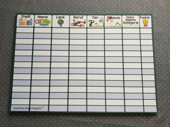 Notepad Din A4/City Land River/Game/Entertainment