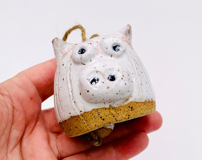 Pig Bell in Speckle Clay