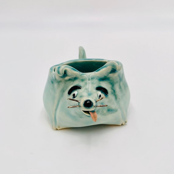 Turtle Bowl for Change Jewelry Food or Succulents in Ceramic or Pottery