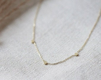 """Gold-plated chain """"Maeve"""" #3"""