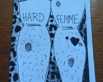 Hard Femme #1 (a perzine)