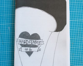 Hard Femme zine #4 (a perzine)