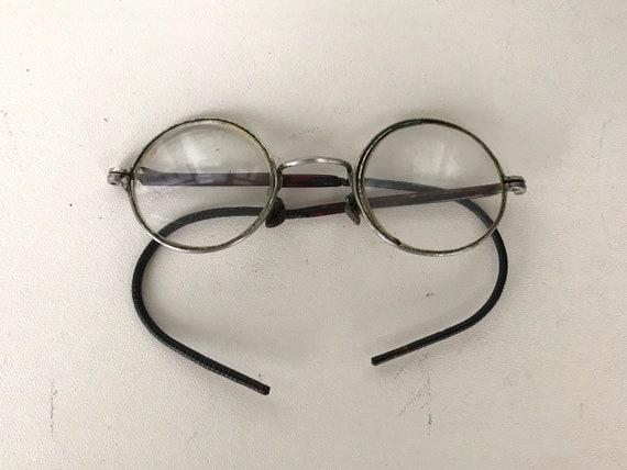 Vintage 30s Round Glasses