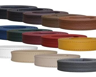Pocket Strap Blank Nappa Basic Nappa, Strap, Replacement Strap Handbag