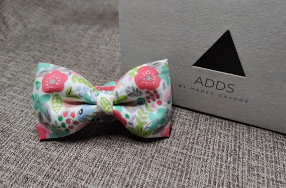 Bow / Accessory / Gift Idea / Gift for Him / Bow / Handmade Bow / From Germany / Flowers