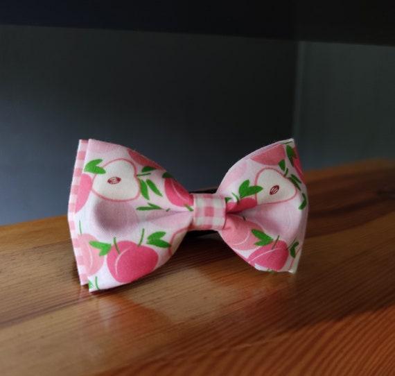 Bowtie / Pink / Men's Accessory / Accessory / Men's Bow