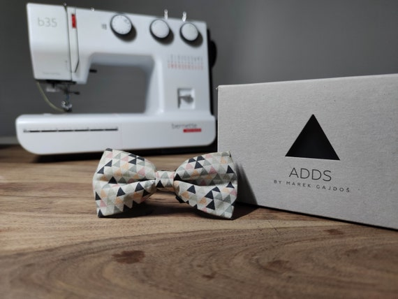 Men's Bow Tie / Colorful Bow Tie / Accessory / Gift Idea / Gift for Him / Bow / Handmade Bow Tie / From Germany