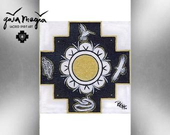 CHAKANA SPIRIT | Art map