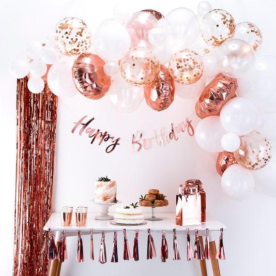 20 Konfetti Luftballons Confetti Balloon Helium Ballons Deko Hochzeits Party GS