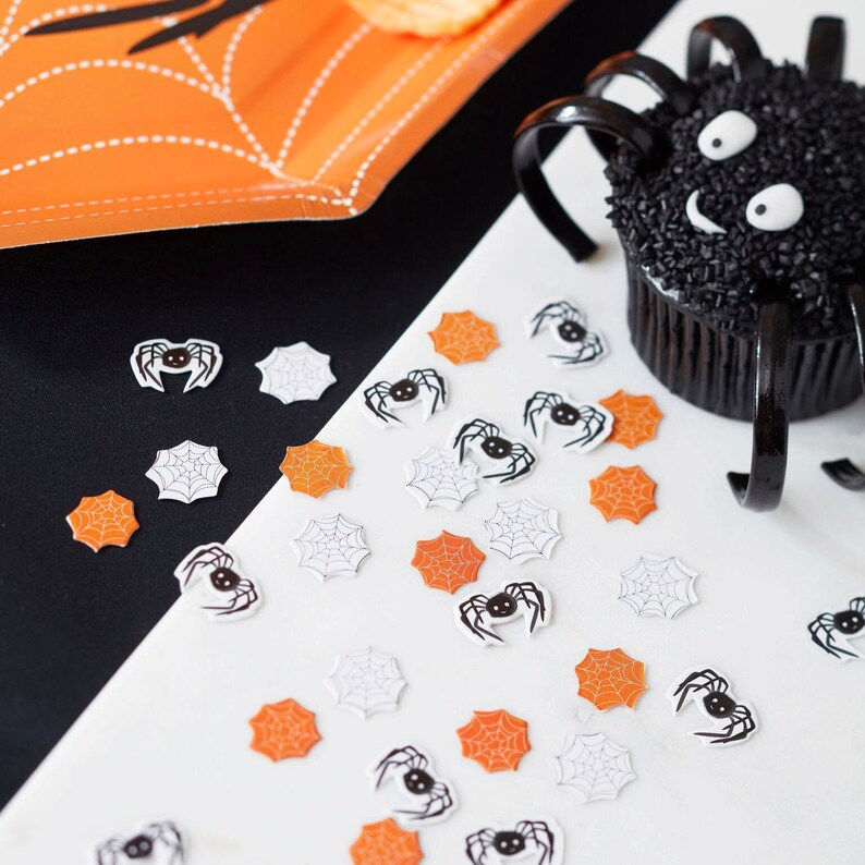 Halloween Confetti Spinning Party Decoration