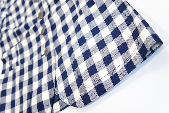 Top 70 's jacket suit party (122) 128 Waldorf vintage Vichy blazer Checkered