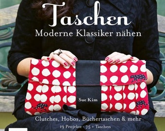 """Book """"Bags Modern Classics Sewing"""" Sewing Patterns and Instructions"""