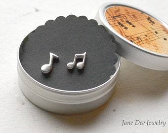 Studs music notes
