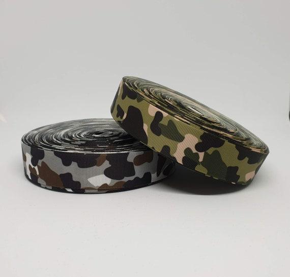 Ripsband Camouflage