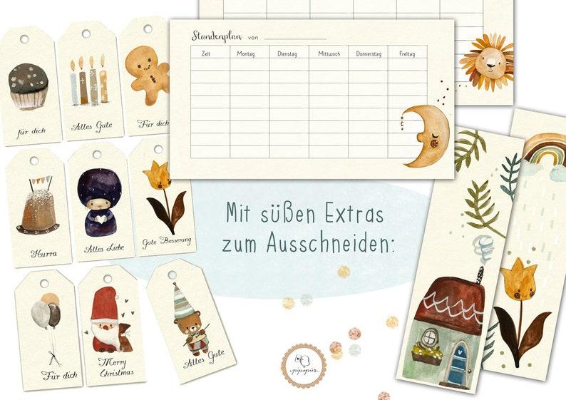 Kalender 2021 Kinder
