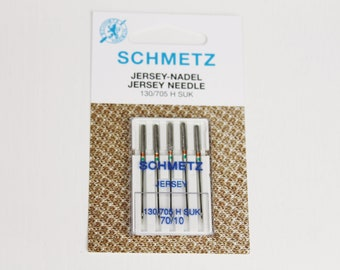 Jersey Schmetz 70/10 H SUK 130 - 750