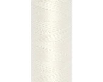 Gütermann Toldi Yarn 111 raw white - sewing thread - machine sewing thread