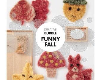 Rico Design Creative Bubble - Funny Fall