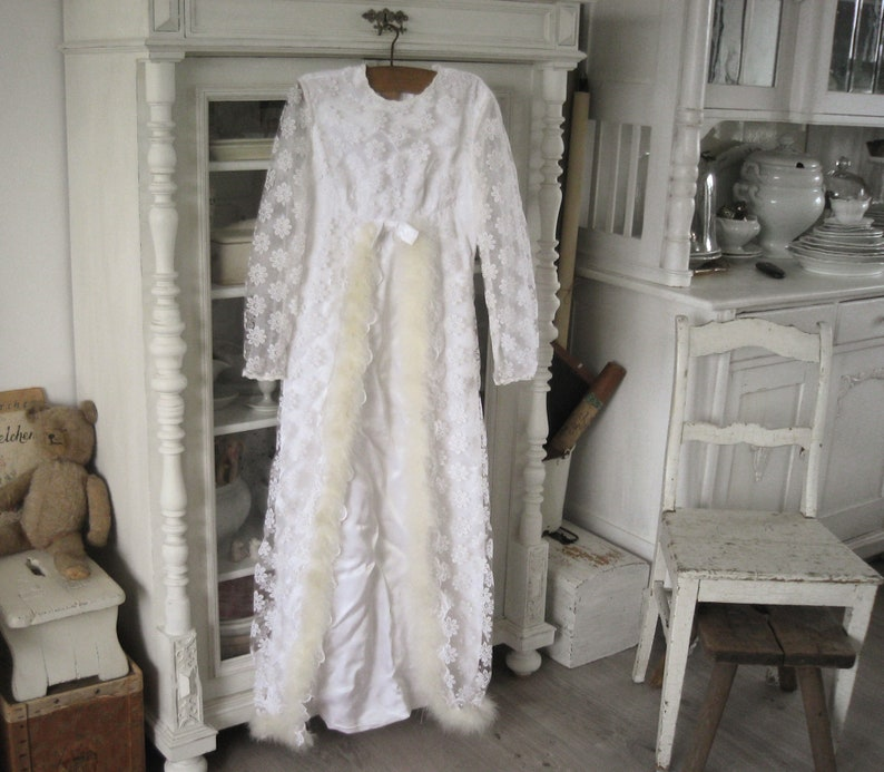 Old French Wedding Dresses