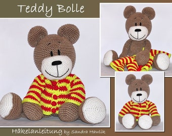 Ebook Teddy Etsy