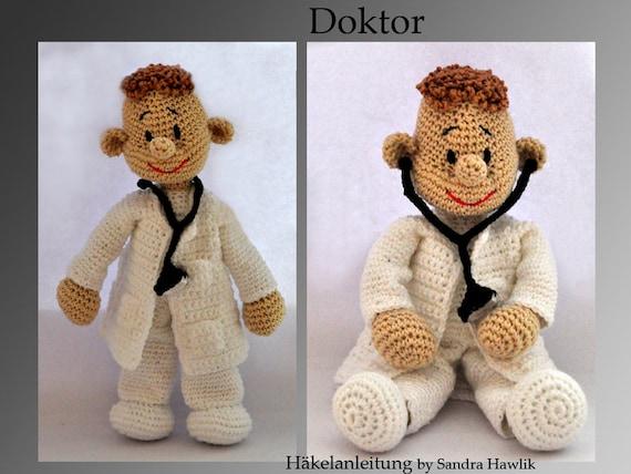 Häkelanleitung Vorlage crochet pattern crochet amigurumi | Etsy