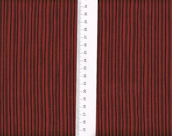 """Fabric """"red striped"""""""
