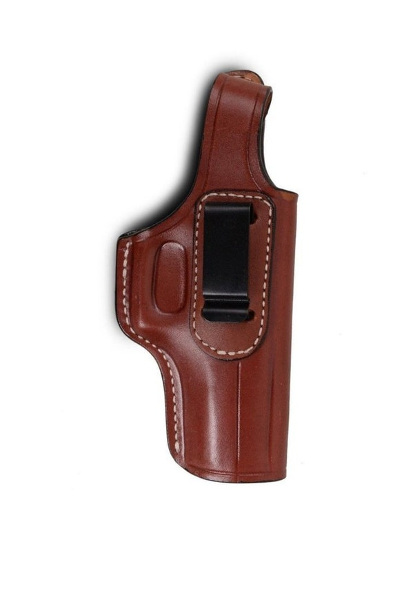 Jericho 941 Leather Iwb Holster Handcrafted Right Left Hand Etsy