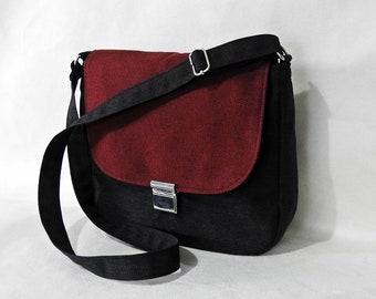 Handbag postman a4 retro vintage gift