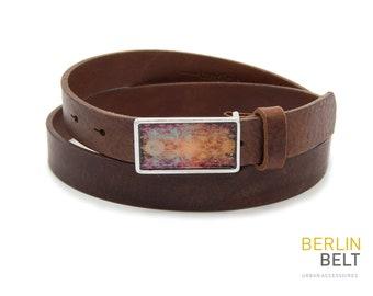Hip Belt Brown - Damask