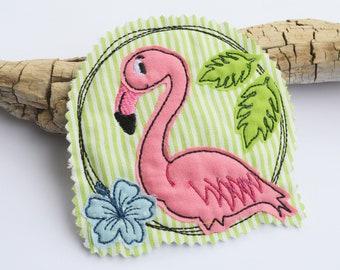Embroidery File Flamingo 4 Doodle Megapack