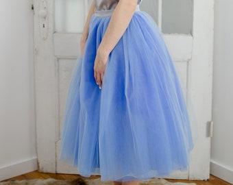 939279f80cbb Ombré Tulle Skirt Leaf Silver Amaranth 10 Layers Super Puff exclusive  handmade layers, Prom Dress Tulle Skirt Woman, Tulle Skirt Bridal