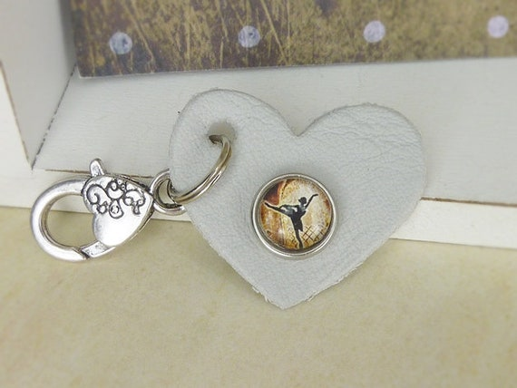 Mini bouton poussoir bouton & pendentif bijoux bijoux bouton interchangeables / / snap 12 mm utilisation / cuir / coeur / gray / sans bouton poussoir