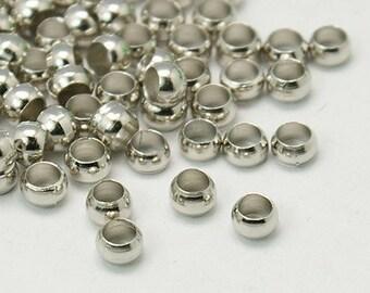#5210 ClearAB 4mm Glasschliffperlen matt 150St