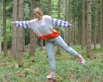 Alpaca sweater Superlight