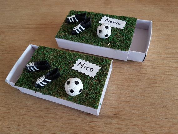 Geldgeschenk Geschenkverpackung Fußball