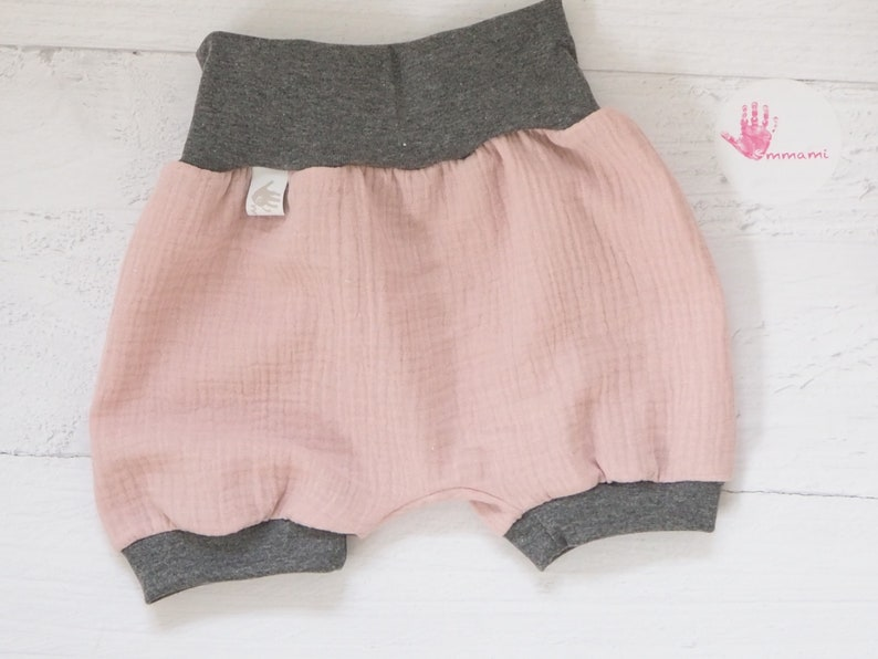 Shorts Musselin/Double Gauze Summer Pumphosis image 0