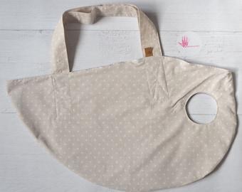 Weighing cloth / weighing bag / turning bag midwife