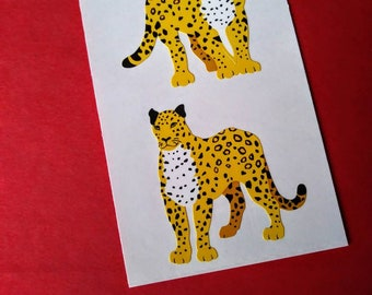 Mrs Grossman/'s RUBBER DUCKS Yellow Duckies  Stickers 2006