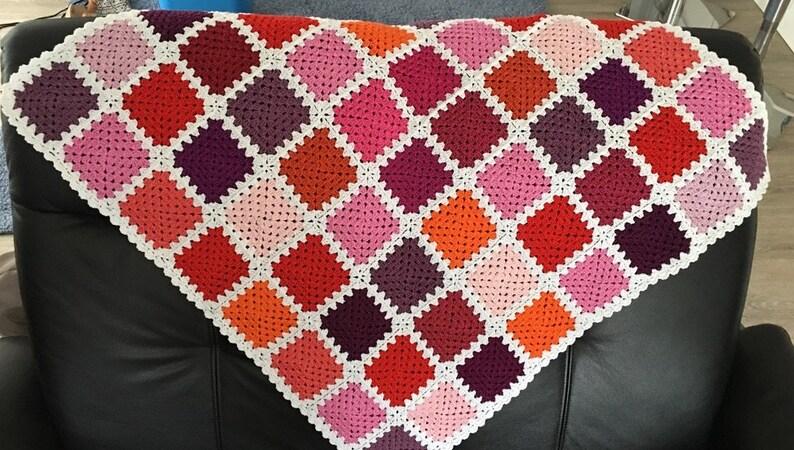Crocheted Baby Blanket 42 image 0