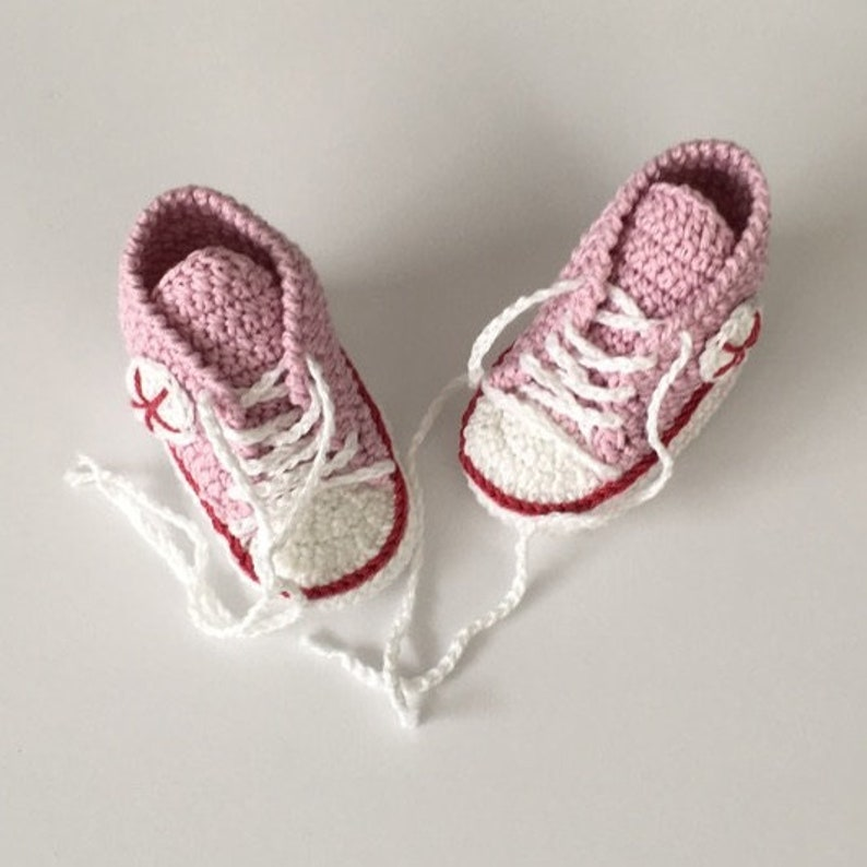 Baby Sneakers Pink Strawberry 46 image 0