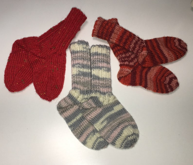 3 pairs of baby socks-set for girls 79 image 0