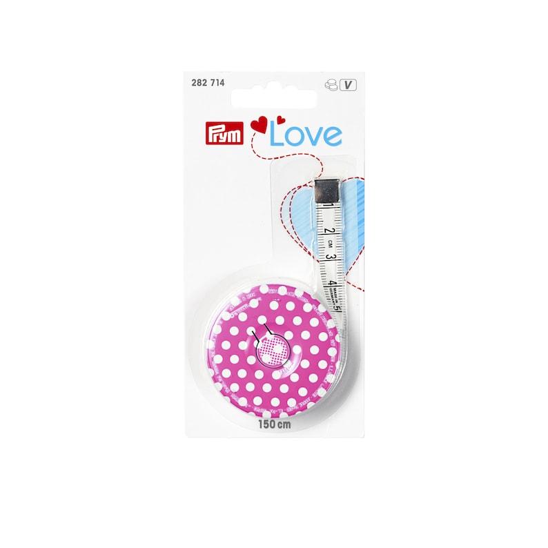pink prym love Roll tape
