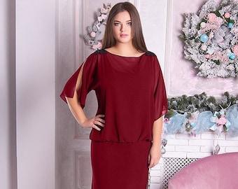 fdb1c5726f4 Plus Size Costume Elegant Maxi