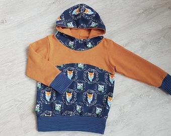 MinileinDesign Kids Hoodie Kids Clothing, Hooded Shirt Sweater Hoodie Hoodie Hoodie, Kids Hoodie