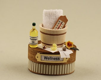 Geldgeschenk Wellness Etsy